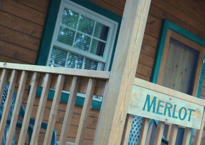 Buttonwood Merlot Cabin