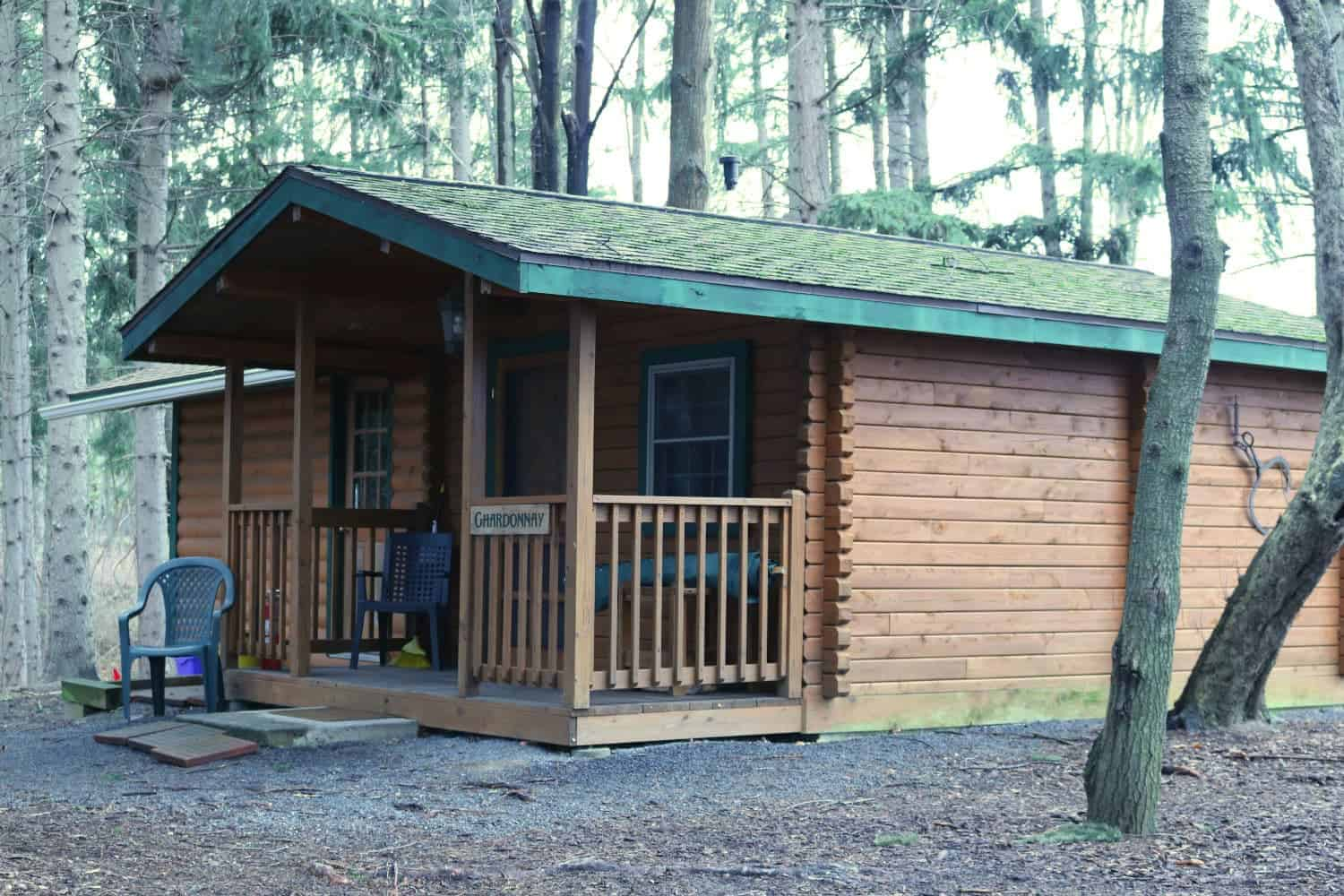 Buttonwood Cabins