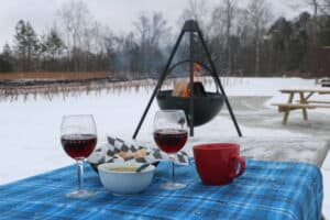 Outdoor Tasting at Buttonwood Grove